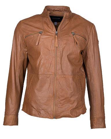 Куртка кожаная Herren »MPJ-536&l...