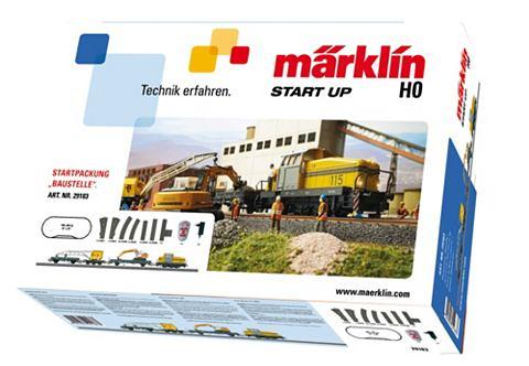 Märklin Eisenbahn-Startpackung &r...
