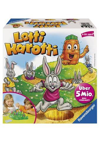 Wettlauf-Spiel »Lotti Karotti&la...