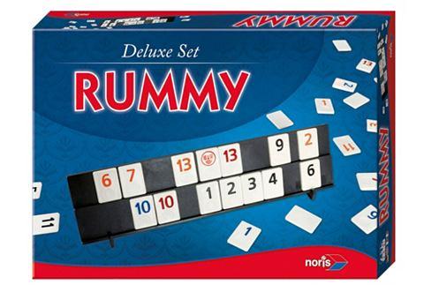 """NORIS Spiel """"Deluxe-Set Rummy"""""""
