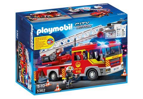 ® Feuerwehr-Leiterfahrzeug с лампо...