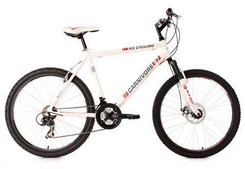 Горный велосипед 26 Zoll weiß 21...