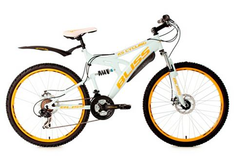 Велосипед горный 26 Zoll weiß 21...