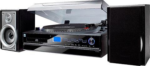 DUAL NR100 Аудиосистема (Plattenspieler CD-...