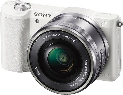 SONY Alpha ILCE-5100L систематический Камер...