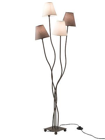 NAEVE Лампа напольная 4-flammig