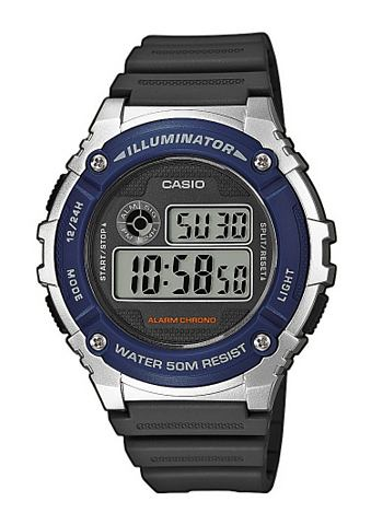 Часы-хронограф »W-216H-2AVEF&laq...