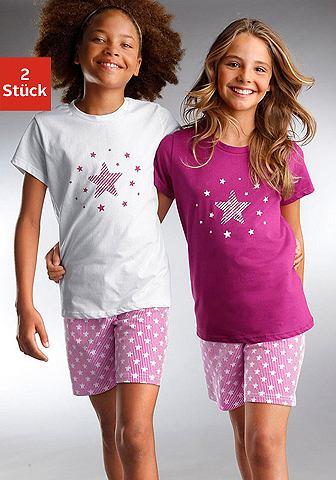 Mädchen пижама (2 Stück.) un...