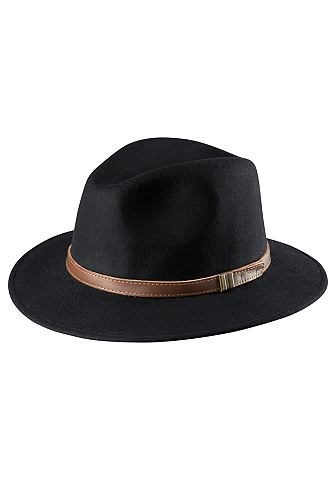 J.Jayz шляпа мягкая фетровая