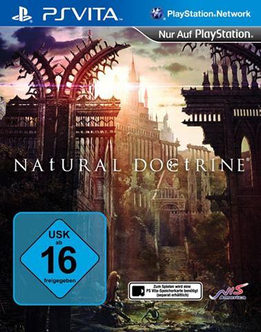 Playstation Vita - Spiel »Natura...