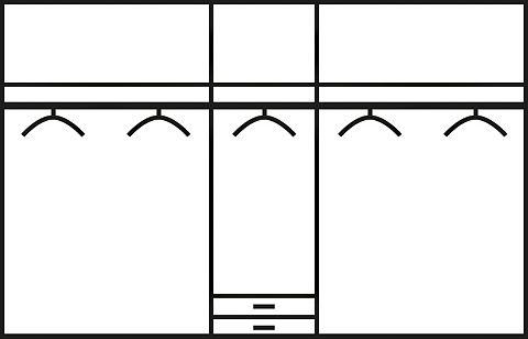 Шкаф для одежды сделаный в Germany