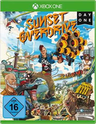 Sunset Overdrive - D1 Edition