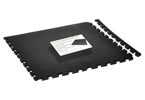 Защитный коврик на пол (4 шт. комплект...