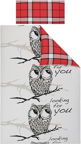 MY HOME Постельное белье »Owl«