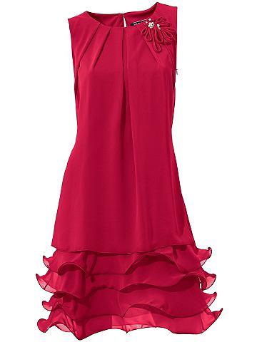 heine TIMELESS Коктейльное платье c воланами