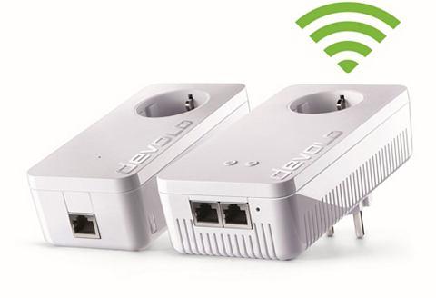 DEVOLO DLAN® 1200+ WiFi ac »Powerli...