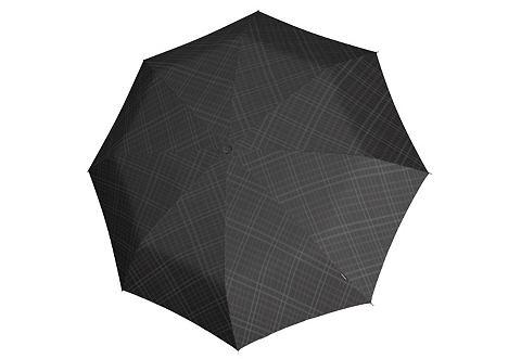 Зонт »T2 Duomatic - в клетку sch...