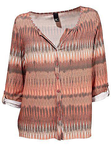 Блузка-футболка gemustert
