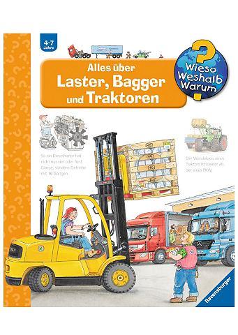 Детская книга »Laster Bagger и T...