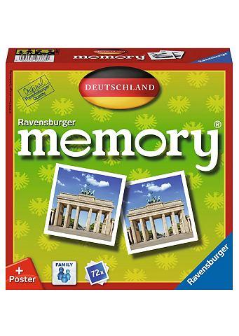 RAVENSBURGER Memory®Spiel »Deutschland Me...