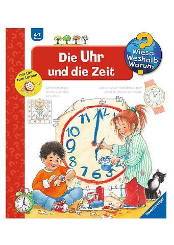 Детская книга »Die часы и die Ze...