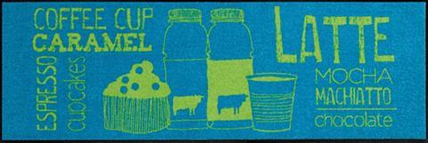 Кухонный ковер »Coffeehouse&laqu...