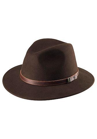 J. JAYZ J.Jayz шляпа мягкая фетровая