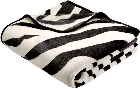 Плед »Zebra« принт животны...