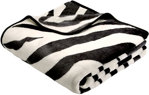 Плед »Zebra«