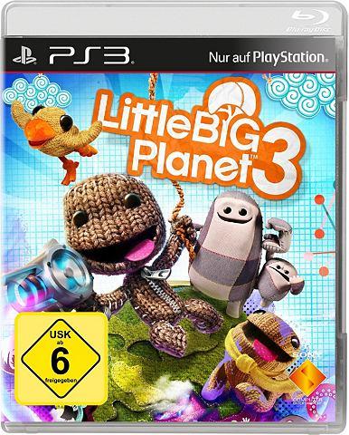 Little Big Planet 3 Play тренажер 3