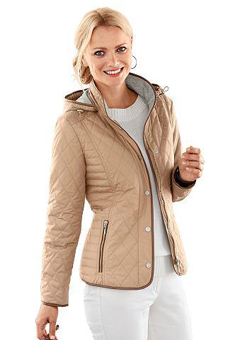 Куртка с съемный капюшон