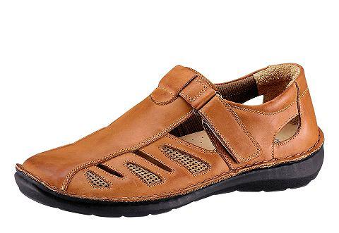 Туфли-слиперы с боковой Netzeinsä...