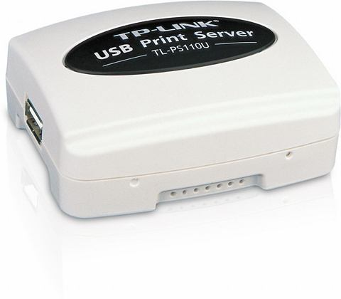Server »TL-PS110U USB2.0 Fast-Et...