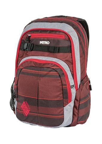 Рюкзак школьный »Chase - Red Str...