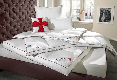 Комплект: одеяло перьевое + подушка