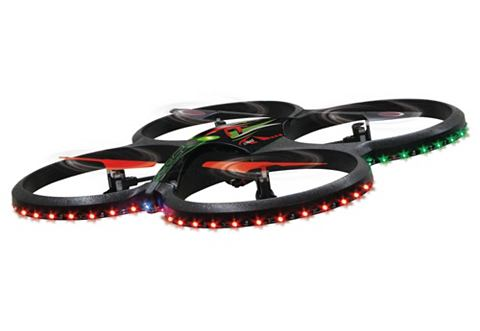 RC Quadrocopter »Flyscout 24 GHz...