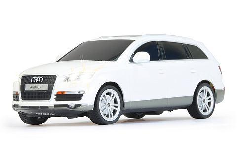 """RC-Auto """"Audi Q7 1:24 weiß&..."""