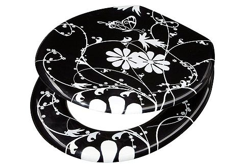 WC-крышка »White Flower«
