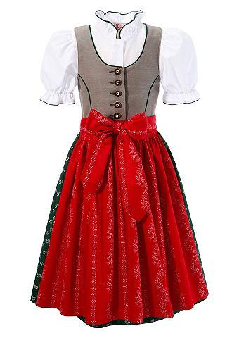 Детский в национальном стиле юбка с цв...