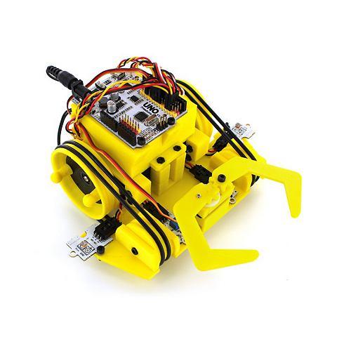 Mein erster Roboterbausatz / Robotik i...