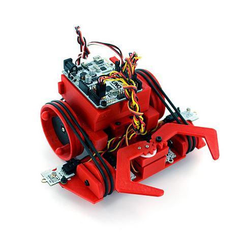 Mein erster Roboterbausatz