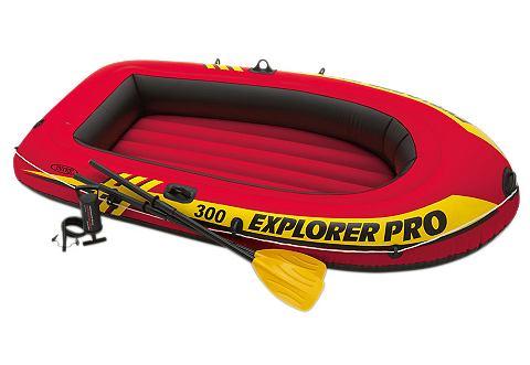 Лодка с насос и 2 весла »Explore...