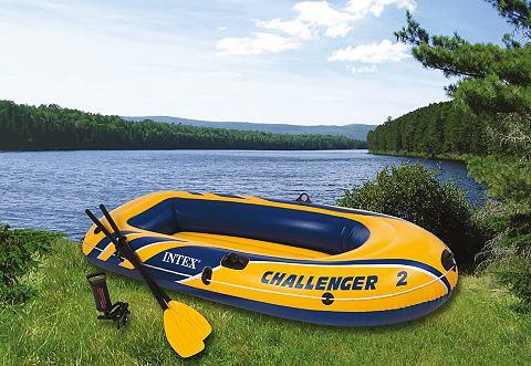 Лодка с пластиковое весло и насос возд...