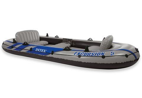 Лодка с 2 весла и насос воздушный