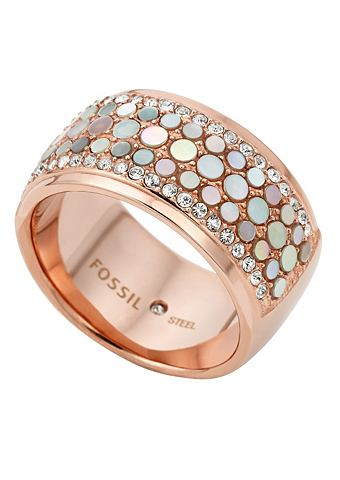 FOSSIL Кольцо »Mother-Of-Pearl-Ring в в...