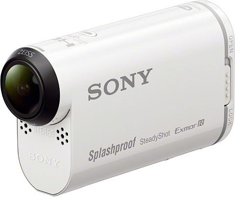 HDR-AS200VR 1080p (Full HD) actioncam ...
