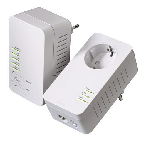 Powerline 500 WLAN N300 Starterset 24G...