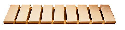 Решетка для сауны Bx T: 100x465 cm