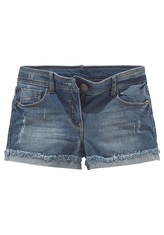 CFL шорты джинсовые