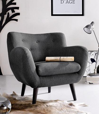 INOSIGN Loungesessel в ретро-стиль
